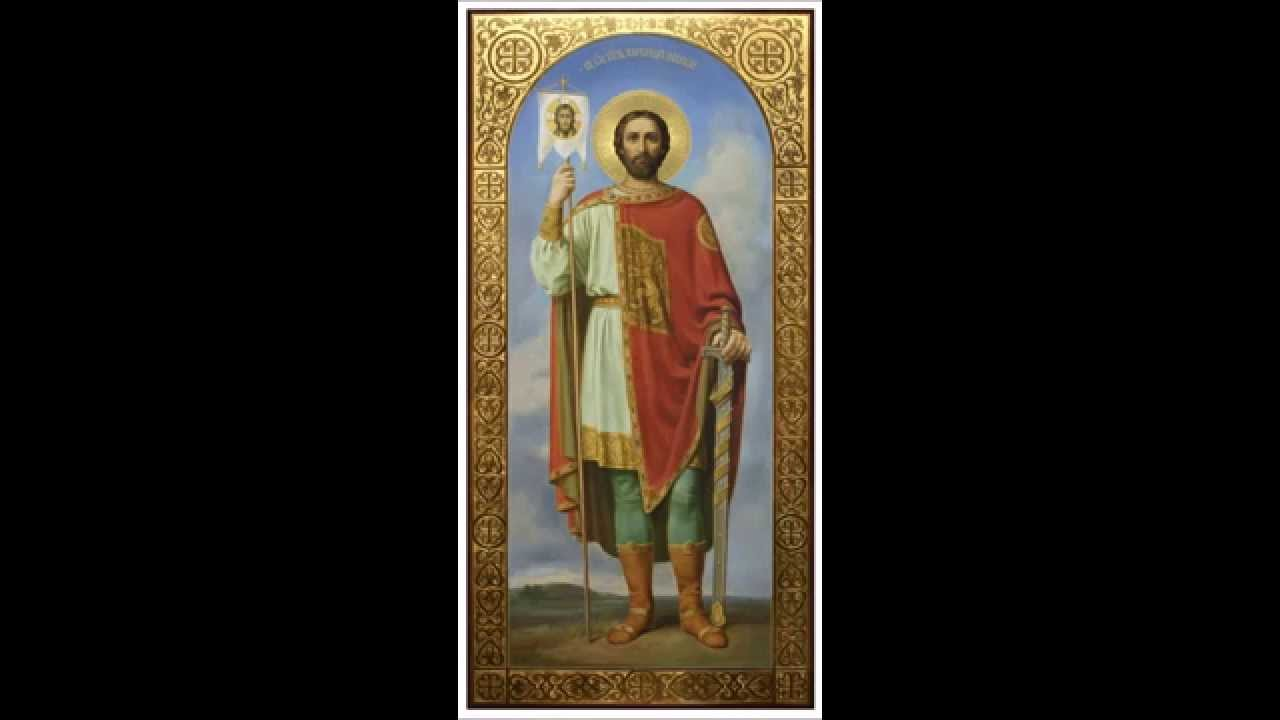 Какую икону подарить на крестины мальчику