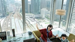 東京駅の真上に泊まれる ホテルメトロポリタン丸の内に泊まってきた