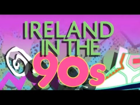 Ireland in the 1990s | Republic of Telly | Mondays 9:55PM | RTÉ2