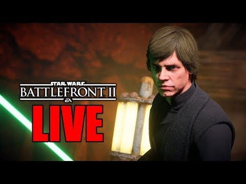 SUNDAY STREAM! | STAR WARS BATTLEFRONT 2 LIVE STREAM | #109 thumbnail