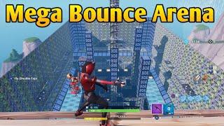 🔴Fortnite Mega Battle Bounce Pad Arena Gratis para todos