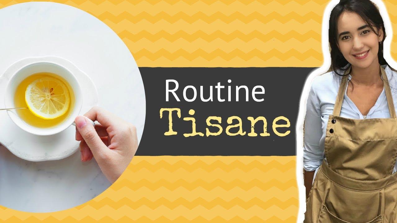 Préparer sa tisane : l'exemple du Curcuma