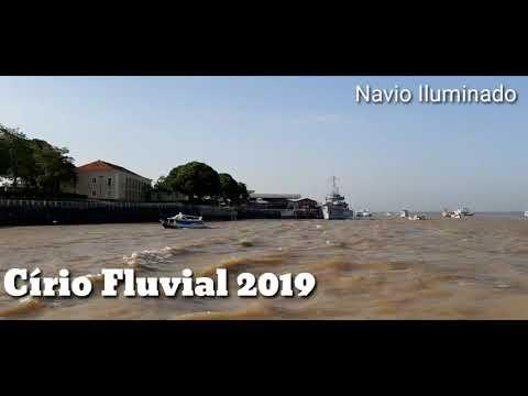 Círio Fluvial 2019.