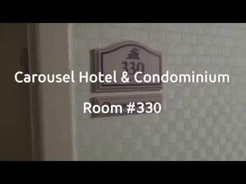 Hotel Room Tour: Carousel Resort & Condominium - Ocean City, MD