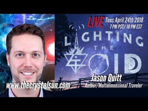 Jason Quitt: Lighting The Void Live W/Joe Rupe: Codes Of Cre