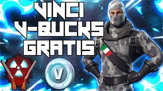 WINNER V-BUCKS ON FREE FORTNITE - CONCORSO 4000 ISCRITTI