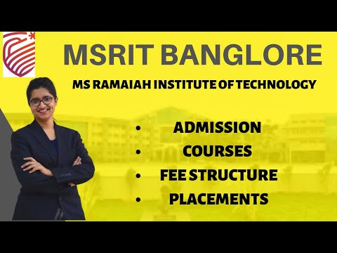 msrit-banglore-|-admission-procedure-|-courses-|-fee-structure-|-placements