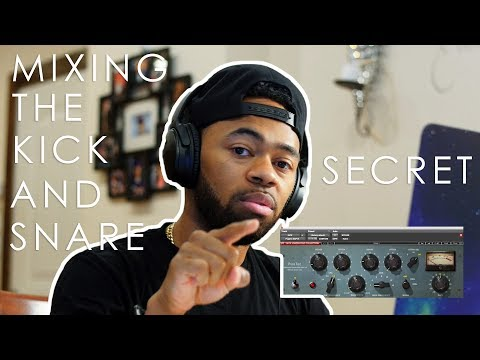 Mixing The Kick And Snare (Secret)