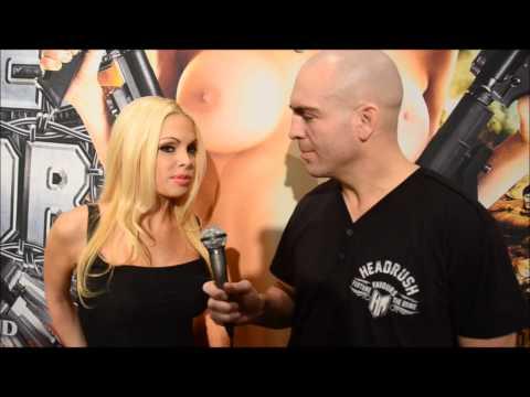 UFC Welterweight Sean Pierson speaks with Jesse Jane