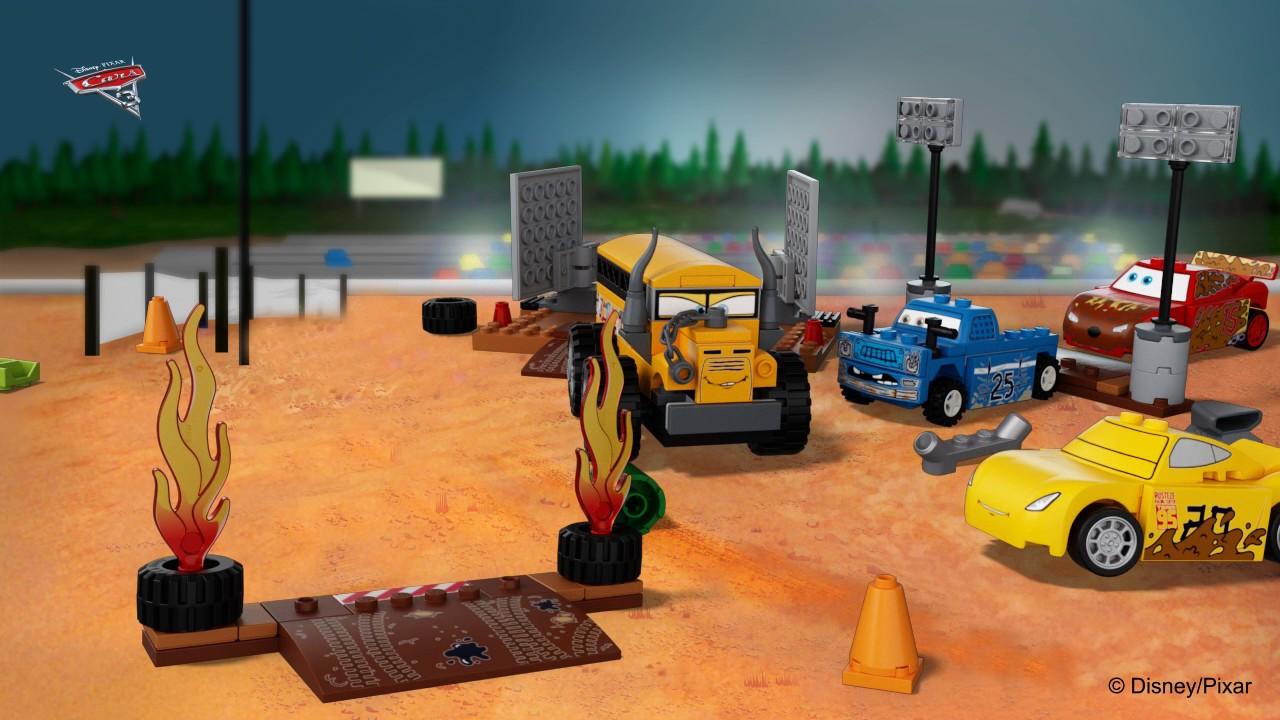 Lego Jr S Cars  Thunder Hollow Carzy  Race