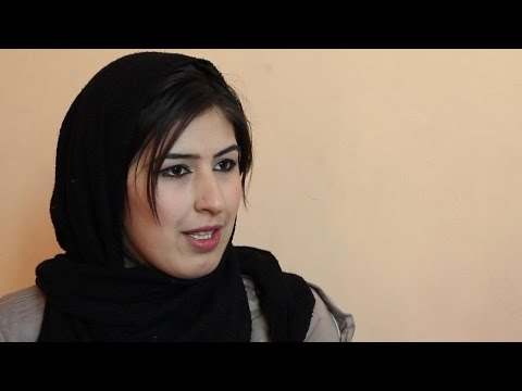 First Afghan female mountain climber Seddiqa Mayar Noristani