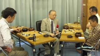 第59回本因坊秀策囲碁まつり 指導碁