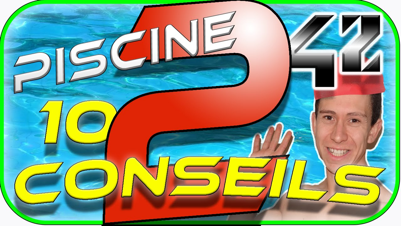 Ecole 42 piscine 10 conseils partie youtube for Piscine 42