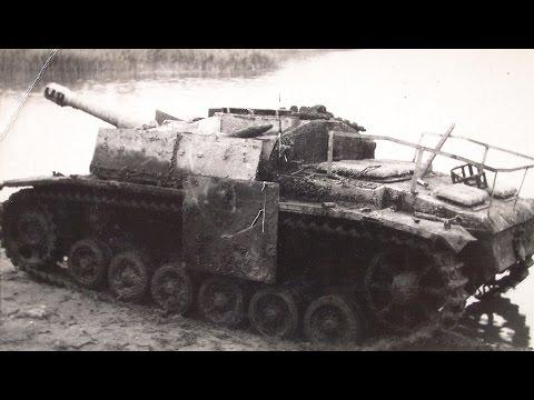 Wydobycie czołgu z