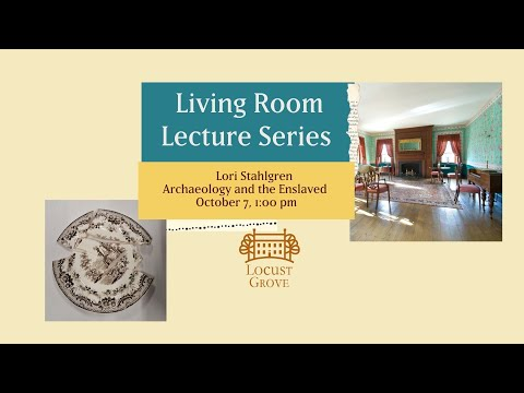 Living Room Lecture with Lori Stahlgren