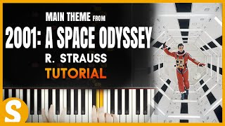 How to play 34 2001 A Space Odyssey Theme