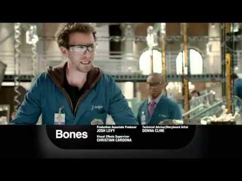 Bones  episode 4 season 7