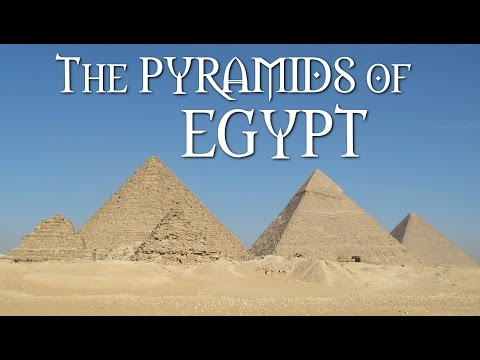 The Pyramids of Egypt and the Giza Plateau: Ancient Egyptian History for Kids - FreeSchool