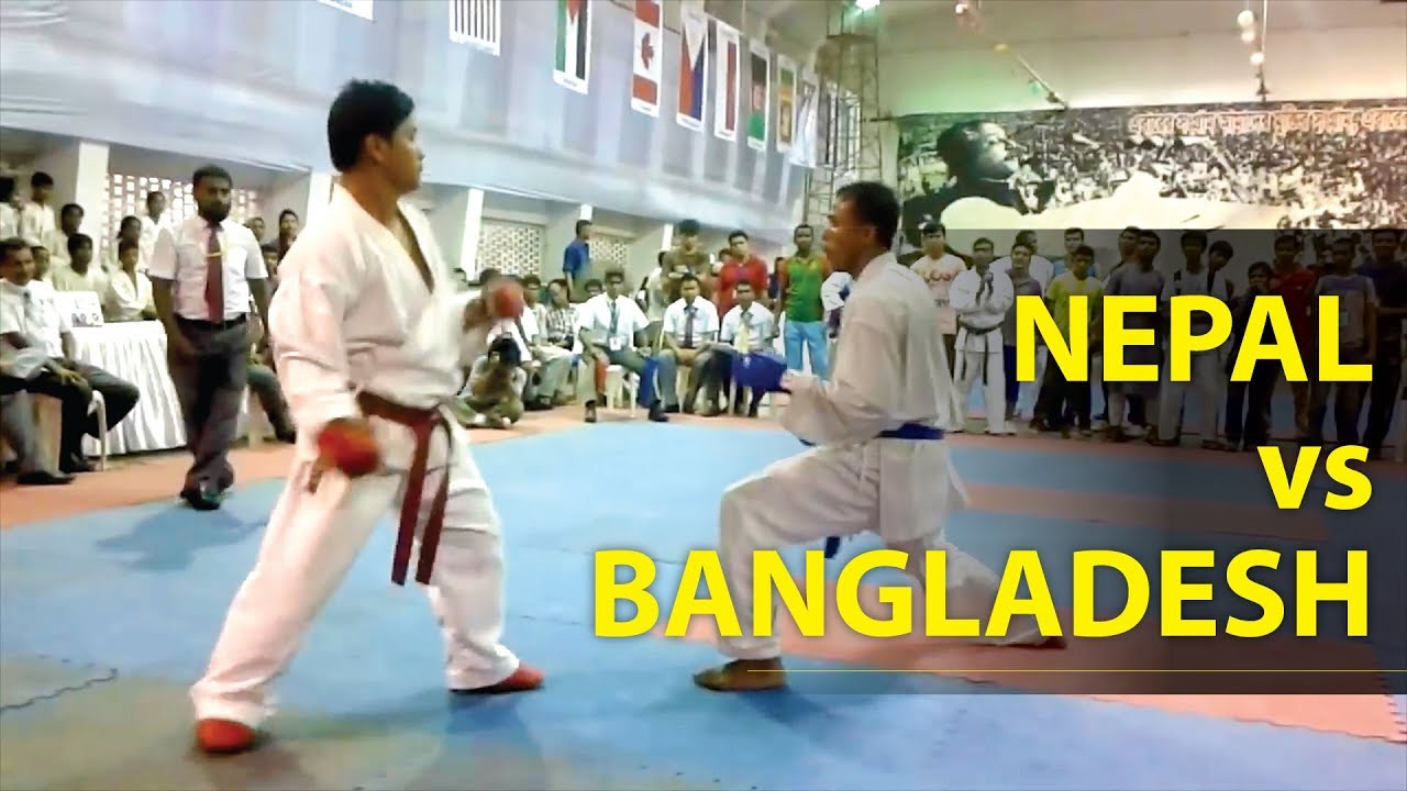 Nepal vs Bangladesh CRAZY final 60 kg