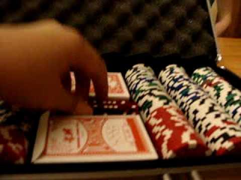 my poker case