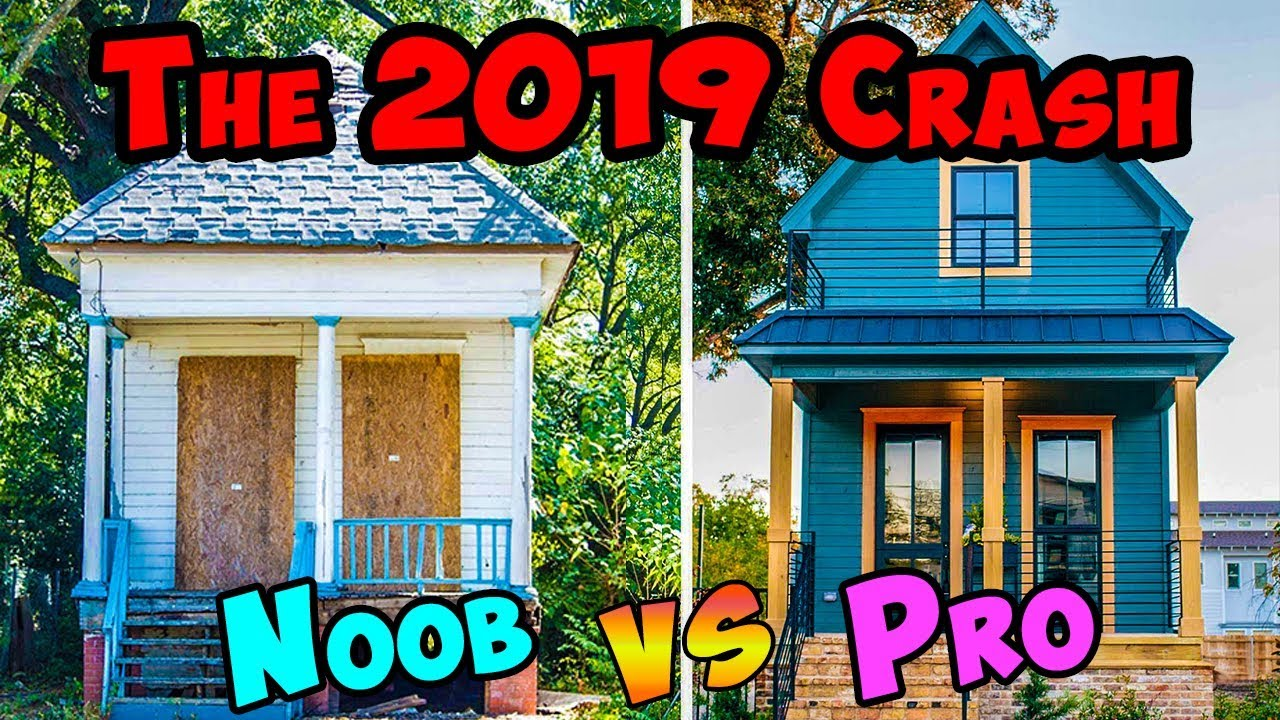 The 2019 Real Estate Market Crash: Exposed  – Real Estate Sector