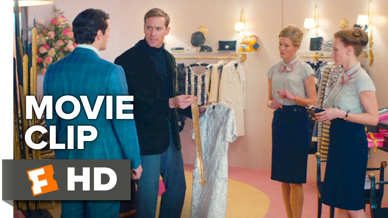 Download The Man from U.N.C.L.E. Movie CLIP – It Doesn't Have To Match (2015) - Henry Cavill Action Movie HD