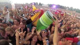 ARGENTINA REVEALS THE MISTERY OF PURE MADNESS -- TOMORROWLAND 2013 AFTER MOVIE