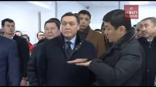 В Алматы Аскар Мамин проверил готовность объектов к Универсиаде