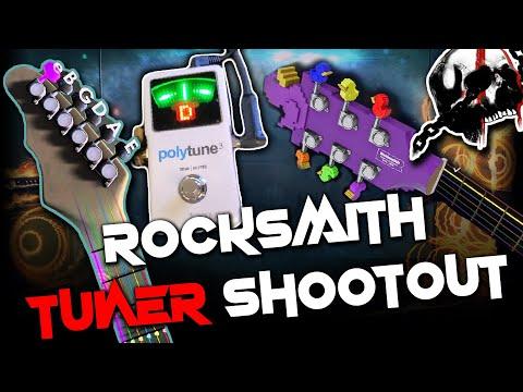 ROCKSMITH+ vs 2014 - Did They Fix The Tuner? - New Rocksmith Plus 2021 |