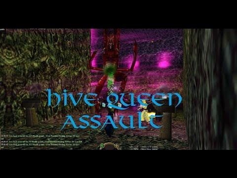 Asheron's Call Gameplay Ep. 17: Hive Queen Assault