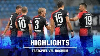 HIGHLIGHTS - TESTSPIEL IN BOCHUM -  Hertha BSC