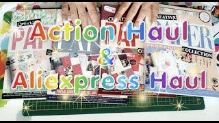 Action Haul !! endlich NEUE Sachen !! + kleiner Aliexpress Haul | Rici Likes