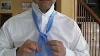 Nudo de Corbata Windsor Alucinante. Como Hacer el Nudo Windsor