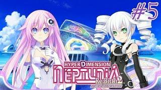 Hyperdimension Neptunia Re;Birth2: Sisters Generation - Walkthrough Part 5 {English, Full 1080p HD}