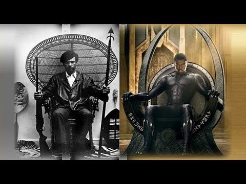 Black Panther And The Black Panthers