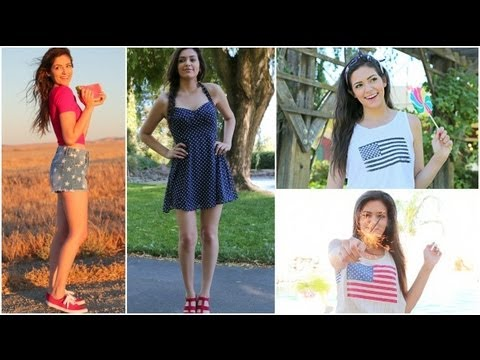 Fourth of July Outfit Ideas YouTube