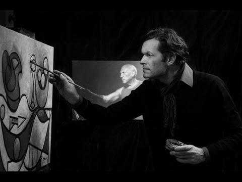 Erik Renssen- Short Documentary of the Artist