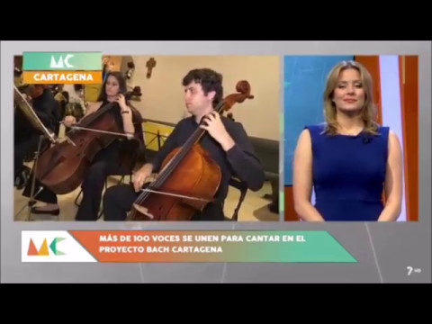 Bach Cartagena - Cantata Participativa BWV 147
