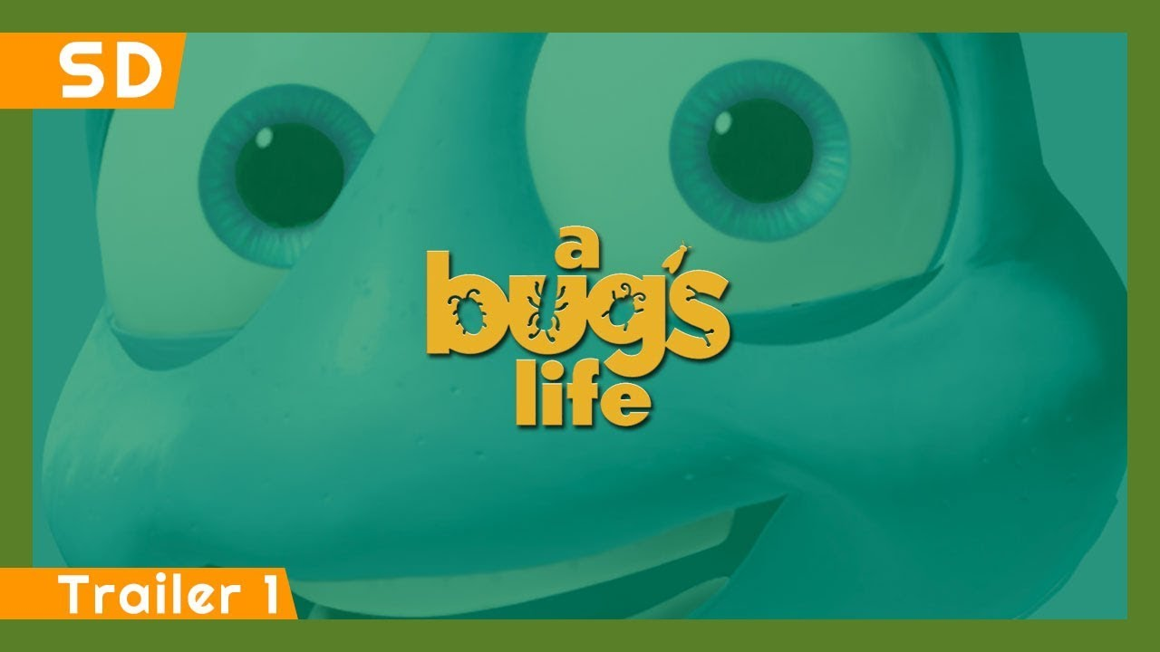 Download A Bug's Life (1998) Trailer 1