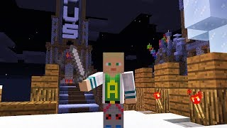 ЖЕСТОКИЕ ИГРЫ В BED WARS MINECRAFT | AOneCool