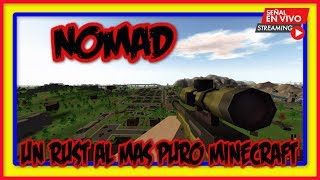 📢 FREE TO PLAY 👉 NOMAD 👈 MULTIPLAYER WITH RUST-TYPE RAIDEOS WITH GRAPHICS TO THE ROBLOX GAMEPLAY