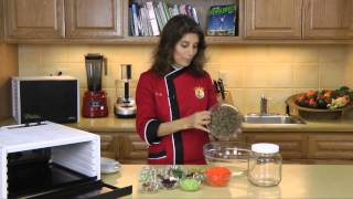 Holiday Wild Rice Pilaf By Cherie Soria From Living Light Culinary Institute