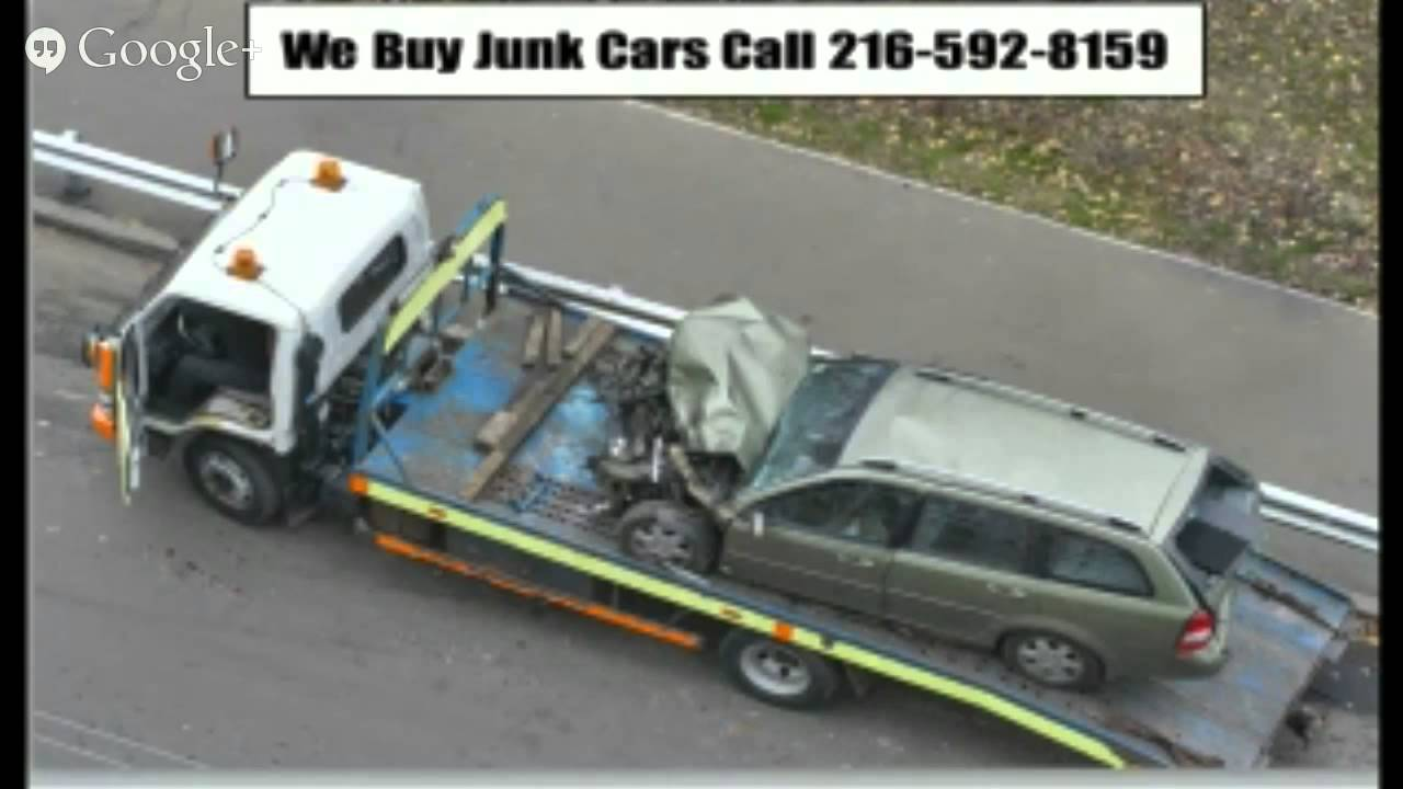 We Buy Junk Cars Cleveland OH | 216-592-8159 | Cash For Junk Cars ...