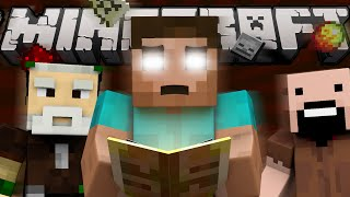 How Herobrine became evil (Minecraft Machinima)
