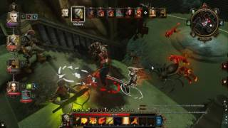Divinity Original Sin EE: Boss Fight; Evelyn