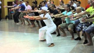 Kaizen Dance - Kwenda Lima at the LIKE Festival in Lisbon 22nd September 2012
