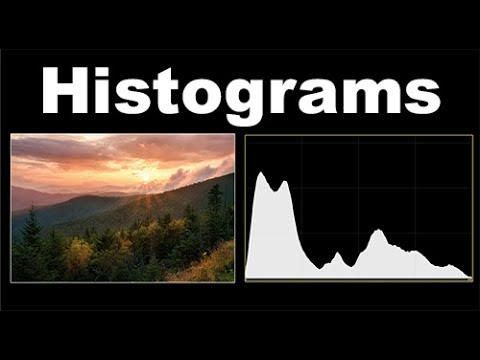 Histograms In Photography - YouTube