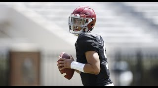 Alabama Football Wraps Up Second Scrimmage Ahead Of A-Day | Highlights
