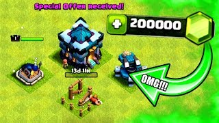 INSANE! WE GOT TH13!!! 🔥 GEMMING THE ENTIRE TOWN HALL 13 UPDATE! 🔥 Clash Of Clans