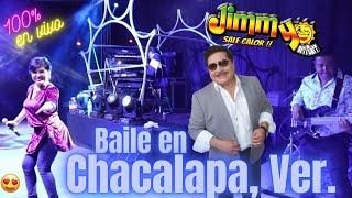 Jimmy Sale Calor EN VIVO en Chacalapa, Ver.
